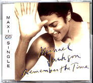Jackson, Michael - Remember The Time [4 Tracks]