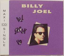 Billy Joel - All Shook Up [3 Tracks]