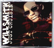SMITH, WILL - Just Cruisin' Orig.vers./just Cruisin' Track Masters Remix/just Cruisin' Instrum./big Willie Style S