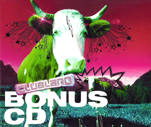 Born This Way / Clubland Bonus Cd - Lady Gaga / Various