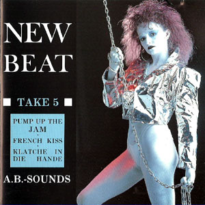 101 / VARIOUS - move your body / New Beat - Take 5 - A.B.-Sounds - CD