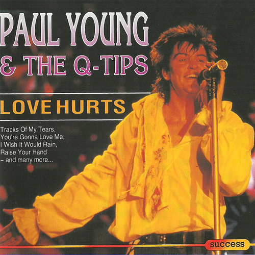 Paul Young & The Q-Tips - Love Hurts [14 Tracks]