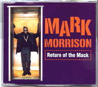 Morrison,Mark Return+Of+The+Mack CD:MAXI