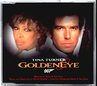 TURNER, TINA - Goldeneye [club Edit By David Morales]