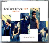 TAKE THAT - Relight My Fire [3 Tracks]