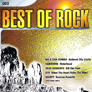 greg kihn band / Various - Jeopardy / Best Of Rock - Cd 2