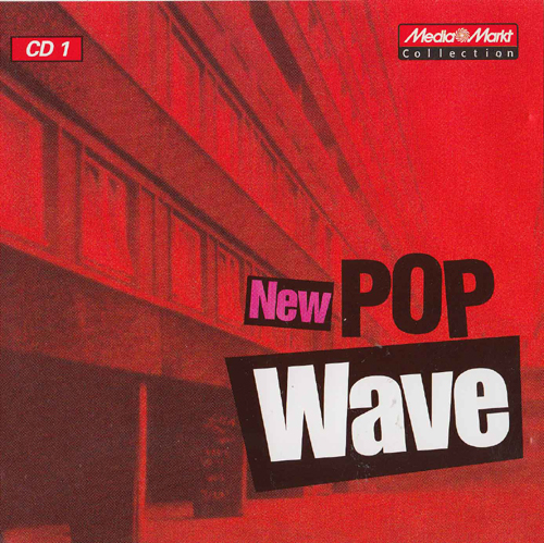 BLACK / VARIOUS - everything's coming up roses / New Pop Wave Volume 1 - CD