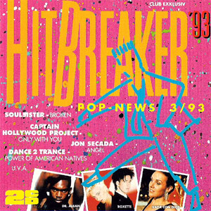 kylie minogue / Various - Celebration / Hitbreaker Pop-news 3/93