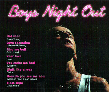 Linda Lewis / Various Class Style / Boys Night Out CD