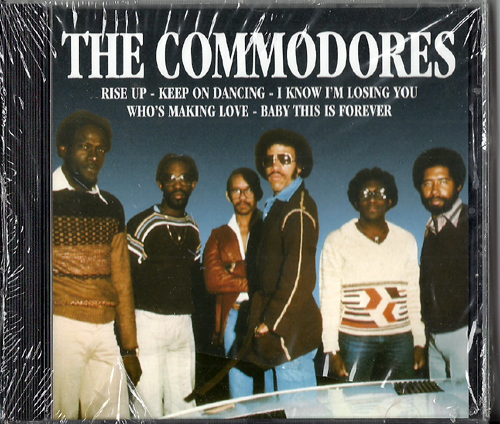 COMMODORES - The Commodores [come By Here / Rise Up / Keep On Dancing / I Know I'm Losing You]