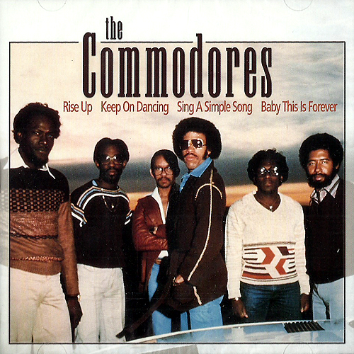 COMMODORES - Commodores [come By Here / Rise Up / Keep On Dancing]