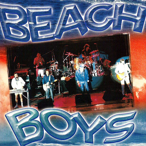Beach Boys - Live Hits Collection [16 Tracks]