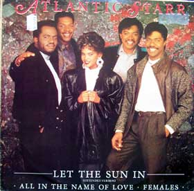 atlantic starr - Let The Sun In Album