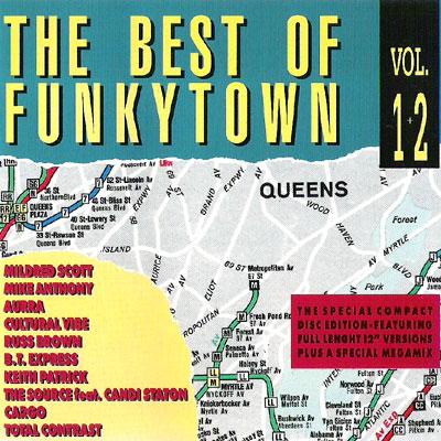 cultural vibe / various ma foom bey / best of funkytown 1 + 2