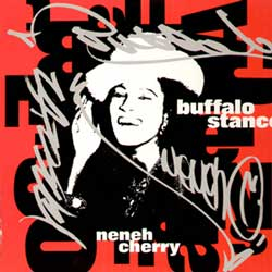 NENEH CHERRY - Buffalo Stance [4 Tracks]