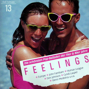 Human League / Various - Human / Feelings 13