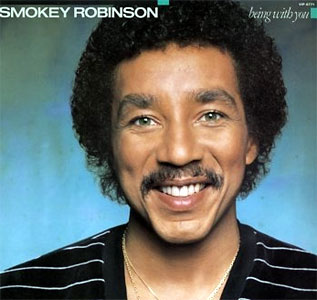 Robinson,Smokey Being+With+You LP