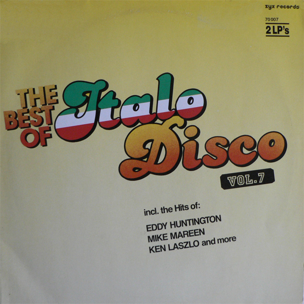 Michael Bedford / Various More Than A Kiss / The Best Of Italo Disco Vol. 7 LP